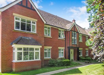Thumbnail 2 bed flat for sale in The Pines, Bushby, Leicester