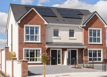Thumbnail 3 bed semi-detached house for sale in 8 The Elms, Archerstown Demesne, Ashbourne, Meath
