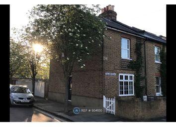 Thumbnail 2 bed end terrace house to rent in Railway Road, Teddington