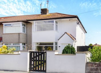 Thumbnail 2 bed end terrace house for sale in Charles Road, Filton, Bristol