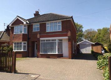 Thumbnail 4 bed detached house for sale in Cromer, Norfolk, United Kingdom