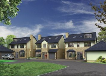 Thumbnail 4 bed detached house for sale in Plot One, Booth Road, Bacup