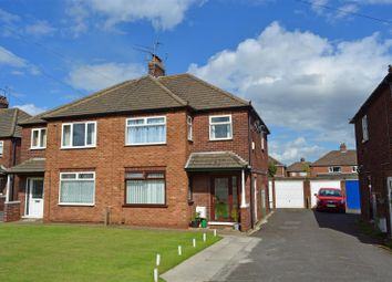 Thumbnail 1 bed flat for sale in Grange Lane South, Scunthorpe