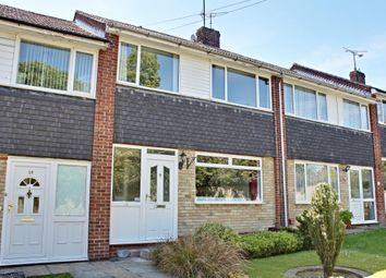 Thumbnail 3 bed terraced house for sale in Lingfield Close, Old Basing, Basingstoke