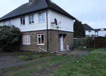 Thumbnail 2 bed flat to rent in Royal Lane, West Drayton