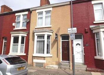 Thumbnail 2 bed terraced house for sale in Oxton Street, Walton, Liverpool, Merseyside