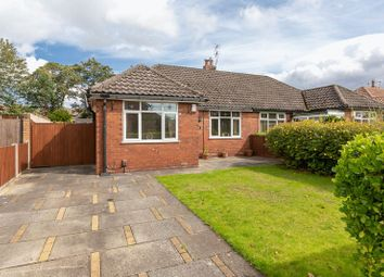 Thumbnail 2 bedroom semi-detached bungalow for sale in St. Andrews Drive, Wigan