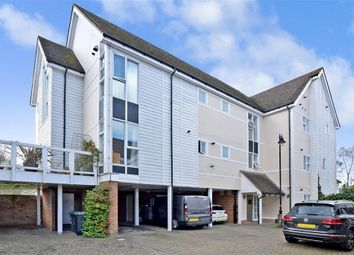 Thumbnail 2 bed flat for sale in Edgar Close, Kings Hill, West Malling, Kent