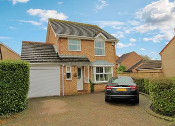 Thumbnail 3 bed detached house for sale in Westminster Road, Crawley, West Sussex.