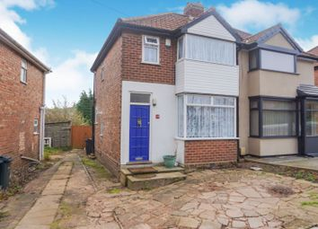 3 bed semi-detached house for sale in Groveley Lane, Birmingham B31
