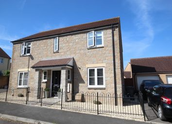Thumbnail 4 bed detached house for sale in Sandalwood Ride, North Petherton, Bridgwater