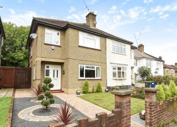 Thumbnail 3 bed semi-detached house to rent in Dale Green Road, London