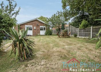 Thumbnail 3 bed detached bungalow for sale in Dove House Lane, Potter Heigham, Great Yarmouth