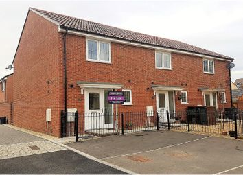 Thumbnail 2 bed end terrace house for sale in Pevensey Place Kingsway, Gloucester