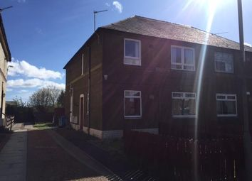 Thumbnail 2 bed flat to rent in Bank Street, Grangemouth