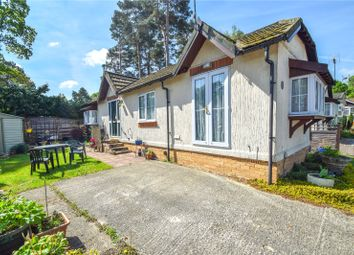 Thumbnail 2 bedroom property for sale in California Country Park Homes, Finchampstead, Wokingham