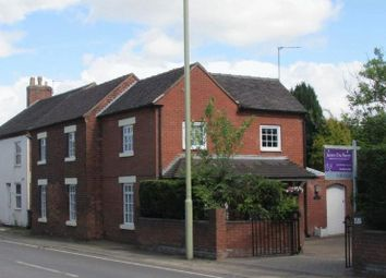 Thumbnail 4 bed detached house for sale in Shrewsbury Road, Market Drayton