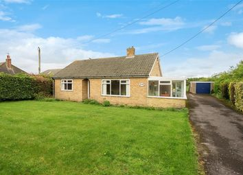 Thumbnail 3 bed detached bungalow for sale in Thornborough, Bedale