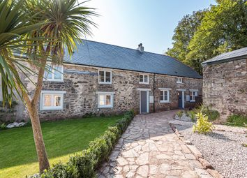 Thumbnail 5 bed farmhouse for sale in Higher Batson, Salcombe