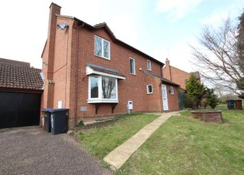 4 bed detached house to rent in Allard Close, Northampton NN3