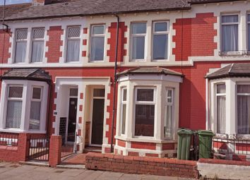 Thumbnail 3 bedroom terraced house for sale in Cwmdare Street, Cathays, Cardiff
