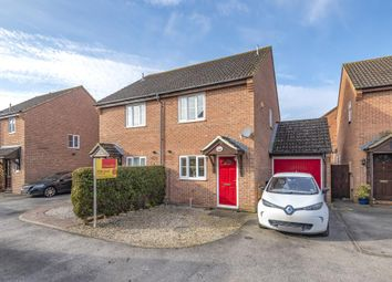 Thumbnail 2 bed semi-detached house for sale in Thatcham, Berkshire