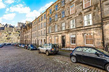 Thumbnail 3 bedroom flat to rent in Cornwall Street, Edinburgh, Festival Let