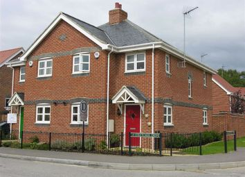 Thumbnail 3 bed semi-detached house to rent in Stretcher Drive, Hermitage, Thatcham