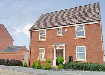 Thumbnail 3 bedroom detached house for sale in Ravensbury Park, Kingswood, Hull