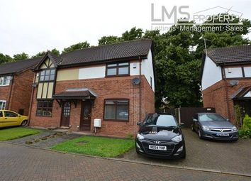 Thumbnail 3 bed semi-detached house to rent in Kensington Court, Winsford
