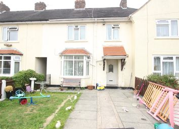 Thumbnail 3 bed terraced house for sale in Burholme Close, Ribbleton, Preston