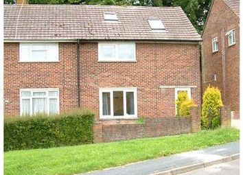 Thumbnail 5 bedroom semi-detached house to rent in Longfield Road, Winnall, Winchester