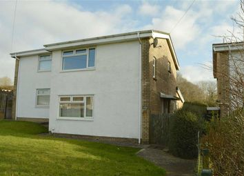 Thumbnail 2 bed semi-detached house for sale in Clos Rhandir, Swansea