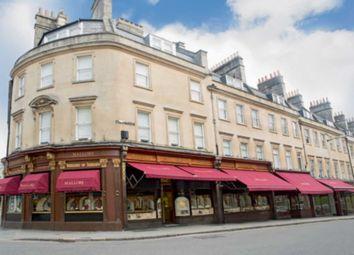 Thumbnail 2 bed flat to rent in Bridge Street, Bath