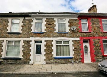 Thumbnail 4 bed terraced house for sale in Thompson Street, Hopkinstown, Pontypridd