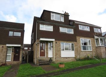 Thumbnail 5 bed semi-detached house for sale in Cummins Green, Bursledon, Southampton