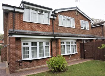 Thumbnail 5 bed detached house for sale in Sealand Close, Thornaby, Stockton-On-Tees