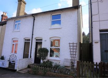 Thumbnail 2 bed semi-detached house for sale in Bow Street, Alton