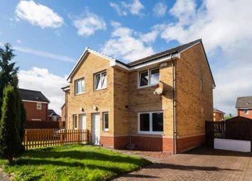 Thumbnail 3 bed semi-detached house for sale in Barshaw Drive, Glasgow, Lanarkshire