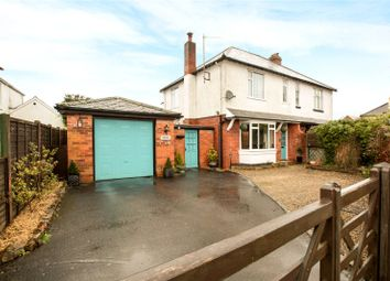 Thumbnail 4 bed semi-detached house for sale in Elcot Lane, Marlborough, Wiltshire