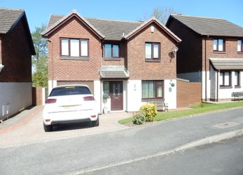 Thumbnail 4 bed detached house for sale in Chaucer Road, Workington