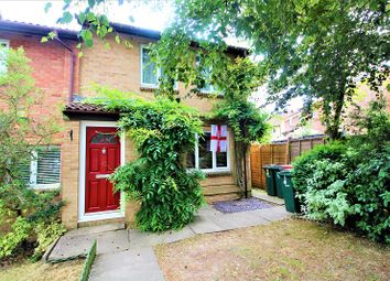 Thumbnail 1 bed maisonette for sale in Troon Close, Ifield, Crawley, West Sussex.