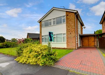 Thumbnail 3 bed detached house for sale in Delamere Road, Nantwich