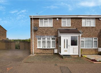 Thumbnail 3 bed end terrace house for sale in Humber Road, Witham, Essex