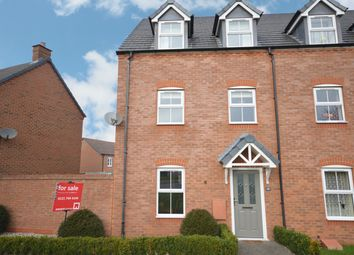 3 bed end terrace house for sale in Moat Lane, Solihull B91