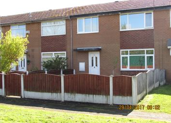 Thumbnail 3 bed terraced house to rent in Blithfield Walk, Denton