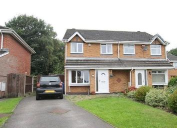 Thumbnail 3 bedroom semi-detached house for sale in The Cobbles, Halewood, Liverpool