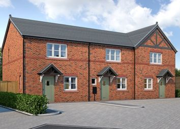 Thumbnail 3 bed terraced house for sale in Frog Lane Gatesheath, Tattenhall, Chester