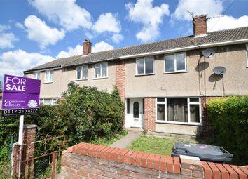 3 bed end terrace house for sale in Canvey Close, Bristol BS10