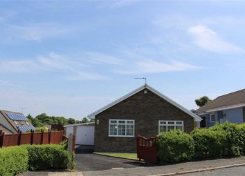 Thumbnail 3 bed detached bungalow for sale in St. Twynnells Close, Pembroke